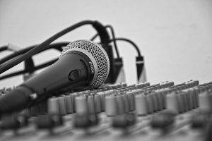 Sound Engineering for conferences and seminars